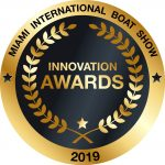 logo PadXpress Nautic Miami International Boat Show 2019 Innovation Award